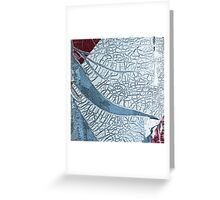 Letting Go Greeting Card