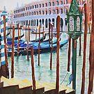 Where is my Gondola? by Christiane  Kingsley