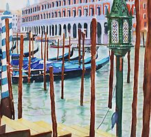 Where is my Gondola? by Christiane  Kingsley