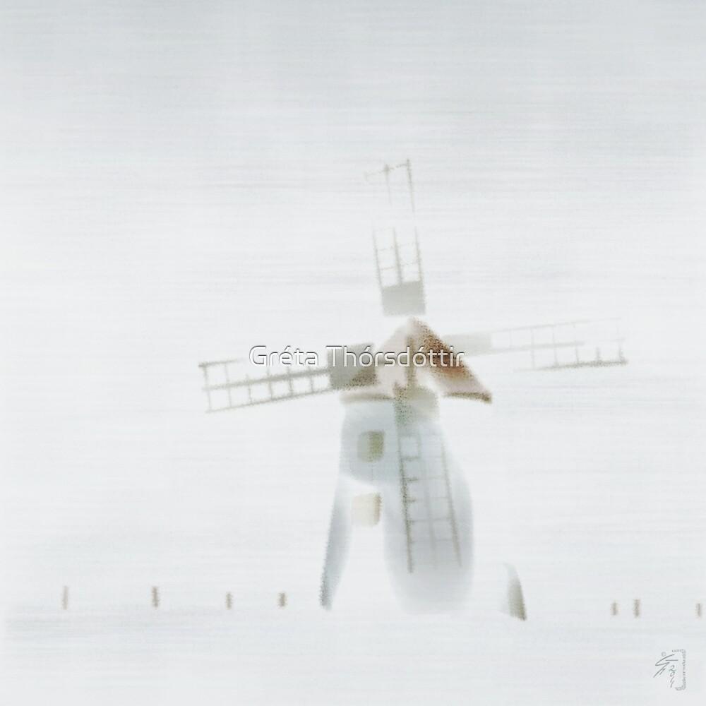 """""""fog"""" at Butle, Fårö, Gotland, by Gréta Thórsdóttir"""