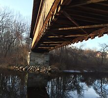 Under the Bridge by Danielle Clifford