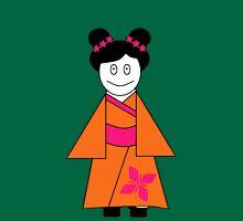 ★ Japanese Family - Japan Spirit Dolls - Girl ★ Unisex T-Shirt