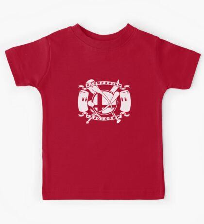 Smash Arms Kids Tee