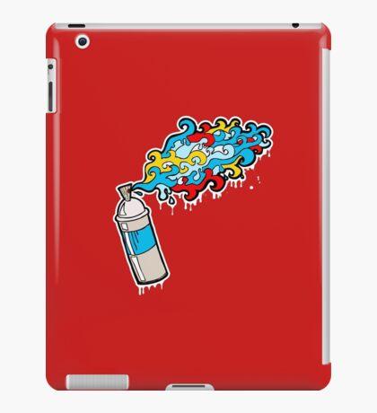Spray It! Don't Say It.  iPad Case/Skin