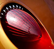 Frenched '59 Cadillac taillight by onelostcause