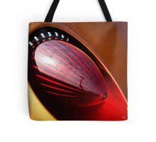 Frenched '59 Cadillac taillight Tote Bag