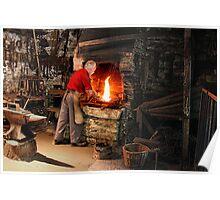 Irish Blacksmith Poster