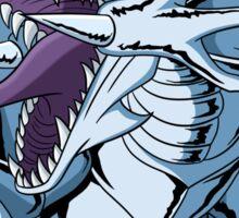 Dragon with Blue-Eyes Sticker