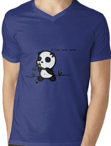 Nom nom Mens V-Neck T-Shirt