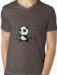Nom nom Mens V-Neck T-Shirt