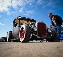 Examining of a hot rod by onelostcause