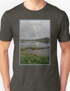 Nature Series/Rainbow Lake/Iceland T-Shirt