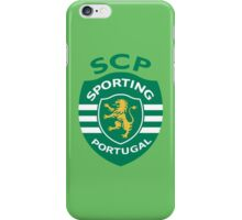 Sporting Clube de Portugal iPhone Case/Skin