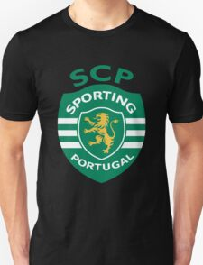Sporting Clube de Portugal Unisex T-Shirt