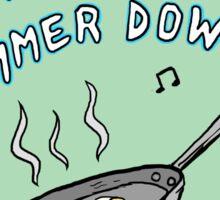 5SOS- simmer down Sticker