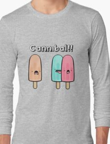 CANNIBAL! Long Sleeve T-Shirt