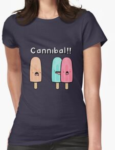 CANNIBAL! Womens Fitted T-Shirt