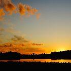 Rural Sunset by D-GaP