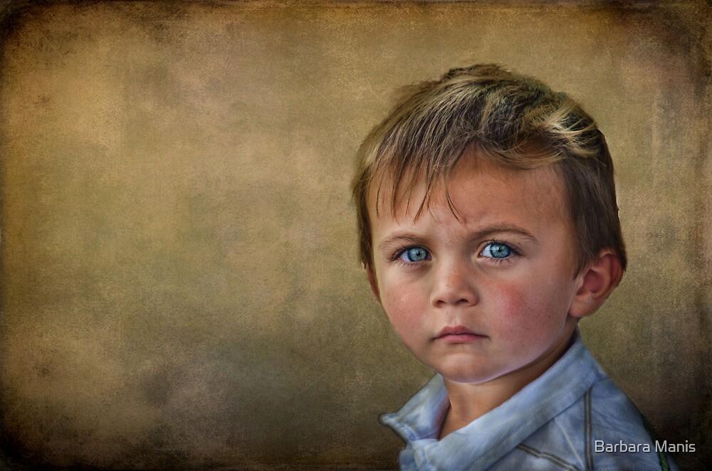 Blue-Eyed Boy by Barbara Manis