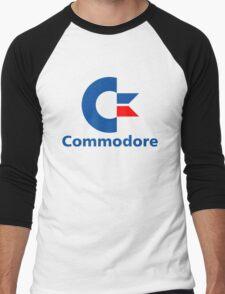 Classic Commodore C64 Graphic Tee Men's Baseball ¾ T-Shirt