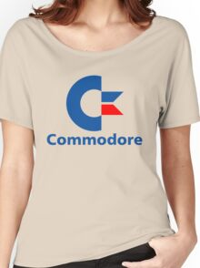 Classic Commodore C64 Graphic Tee Women's Relaxed Fit T-Shirt