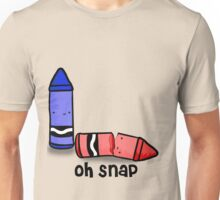 Oh Snap. Unisex T-Shirt