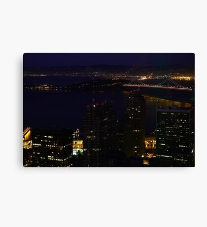 Embarcadero Center ~ San Francisco Canvas Print