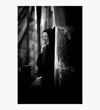 Darkness Photographic Print
