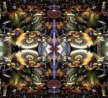 Mirrored Machine by wolfepaw