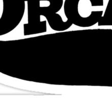 ORCA The Killer Whale 1977 Sticker