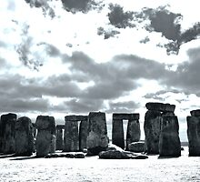Stone worship by Paul Gibbons