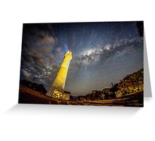 Aireys Inlet Lighthouse Greeting Card