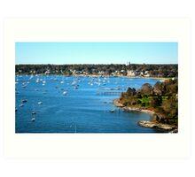 Newport, Rhode Island  Art Print