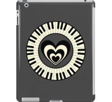 Piano Heart iPad Case/Skin