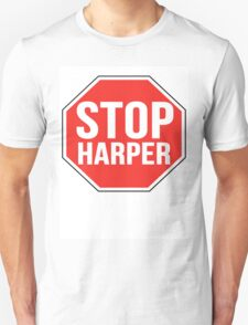 Stop Harper—Join the Movement T-Shirt