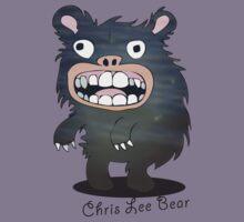 Chris Lee Bear by womoomow