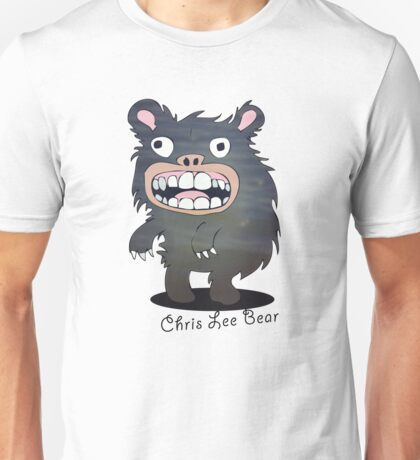 Chris Lee Bear Unisex T-Shirt