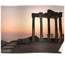 Apollo Temple  Poster