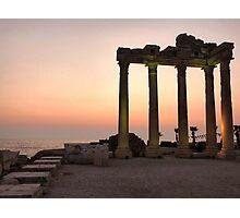 Apollo Temple  Photographic Print