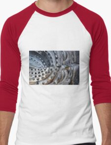 Sculpture Men's Baseball ¾ T-Shirt