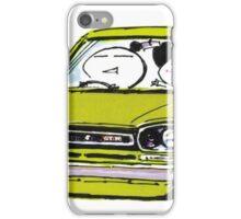 hakosuka Stanced iPhone Case/Skin