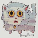 Scarry Pussy by womoomow
