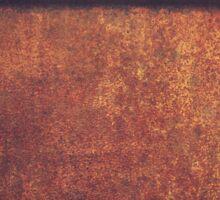 Volkswagen Rust Sticker