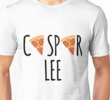 Caspar Lee - Pizza! Unisex T-Shirt