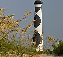 Cape Lookout Light: Sentinel of the Crystal Coast by NCBobD