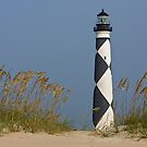 Cape Lookout Lighthouse by NCBobD