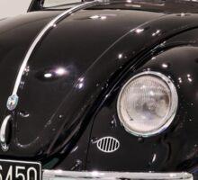Volkswagen Käfer (Beetle) - Porsche Museum Sticker
