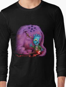 A boy and his Grogg Long Sleeve T-Shirt