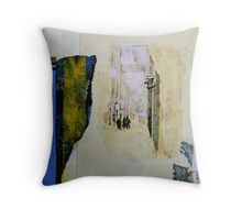 Italy-Memory Drawing 2 Throw Pillow