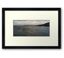 Dawros Bay Framed Print